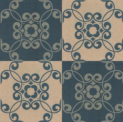 Mosaic Mix Blue