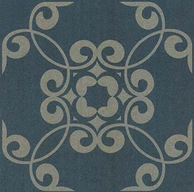 Mosaic Dark Blue